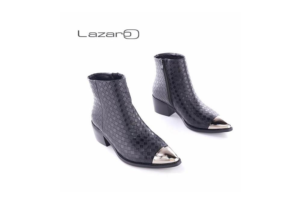Las botas y botines de la nueva colección Lázaro que van a triunfar en invierno 2021